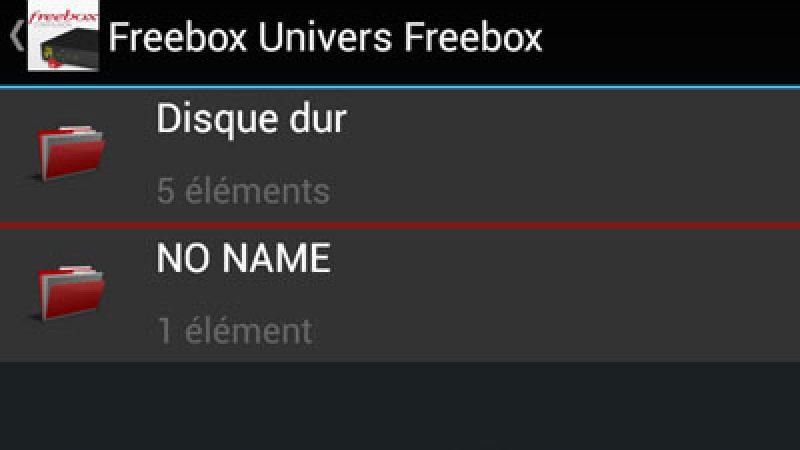 Freebox Compagnon : Vos fichiers vous suivent partout et même sur la TV de vos amis