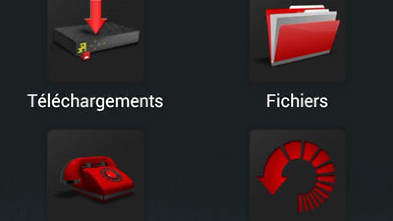 Freebox Compagnon maintenant disponible pour les BlackBerry