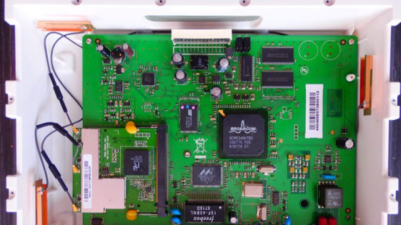 Free recycle ses Freebox et a traité 450 tonnes de déchets électroniques en 2016