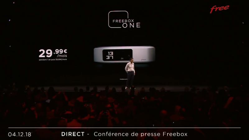 Les tarifs de la nouvelle génération de Freebox sont révélés !