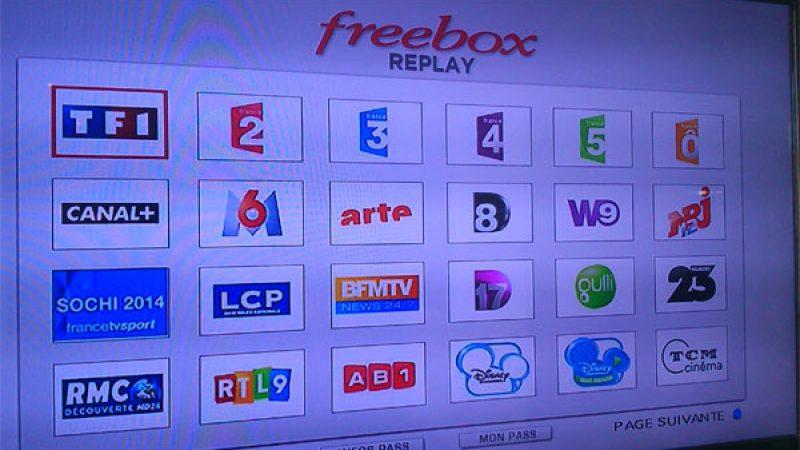 Freebox Replay : D8 et D17 sont arrivées, découvrez-les en images
