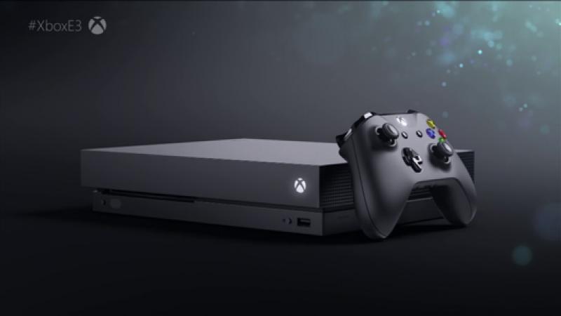 Clin d'oeil: la Freebox Révolution aurait-elle déteint sur la nouvelle Xbox One X ?