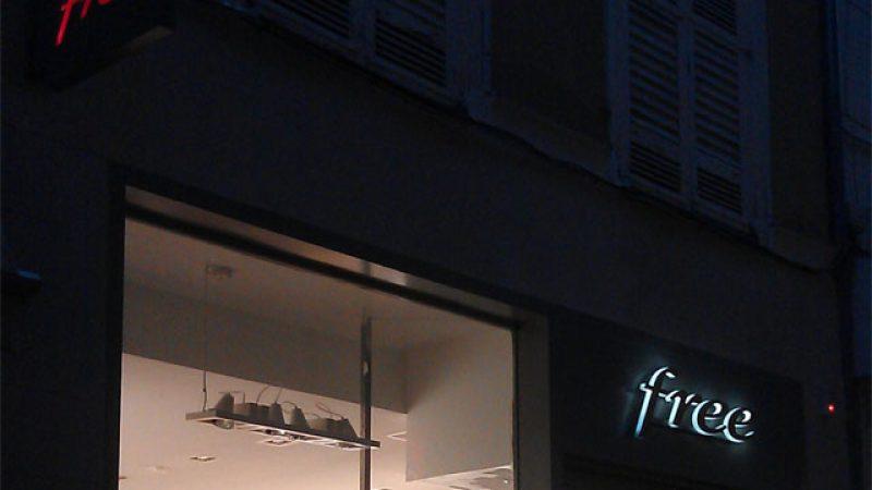 Découvrez le nouveau Free Center qui s'apprête à ouvrir à Limoges