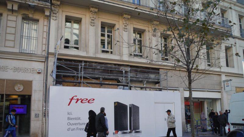 Le Free Center de Marseille ouvre ses portes aujourd'hui à 14 heures