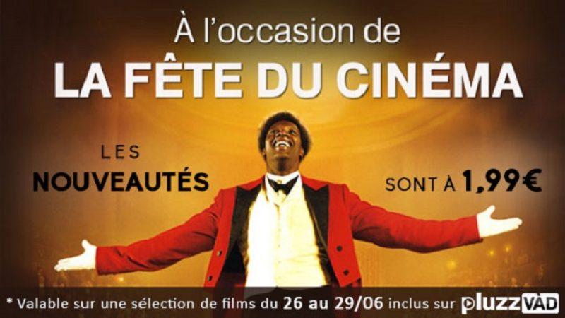 C'est la fête du cinéma sur la Freebox avec les nouveautés à 1,99€