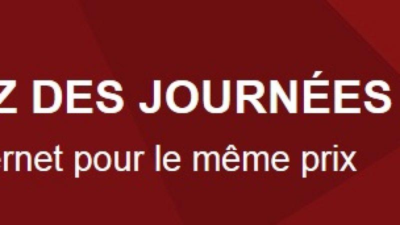 Journées Datavores : SFR remet ça jusqu'au 12 mai