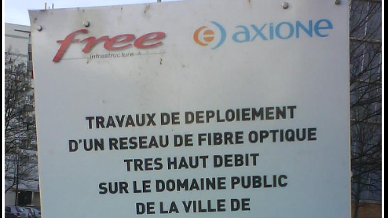 Free : Objectif fibre optique à Garges-Les-Gonesse