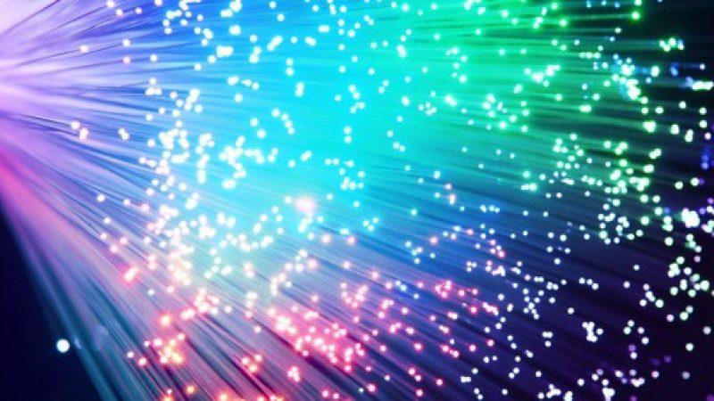 Insolite : la fibre optique bloque l'autoroute et pousse les usagers vers la sortie