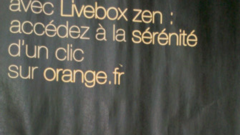 [Clin d'oeil] : Orange loue sa fibre à 100 Mo