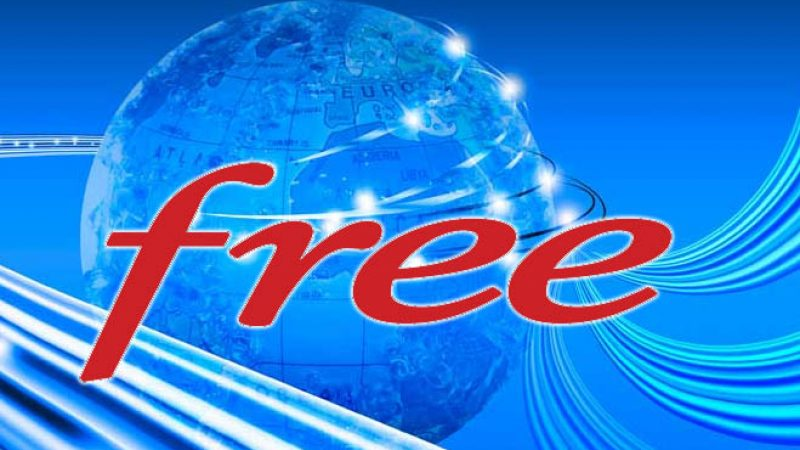 Free publie la carte de son réseau de transmission longue distance : 110 000 km linéaires de fibre optique