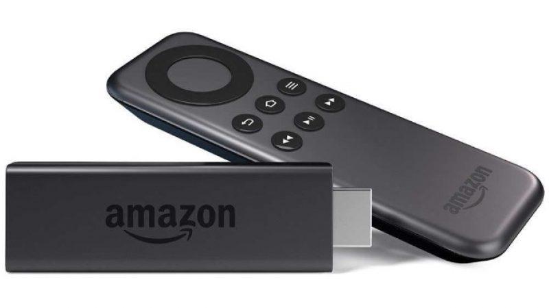 Amazon propose une alternative aux boitiers Android TV avec son Fire TV Stick Basic disponible en France