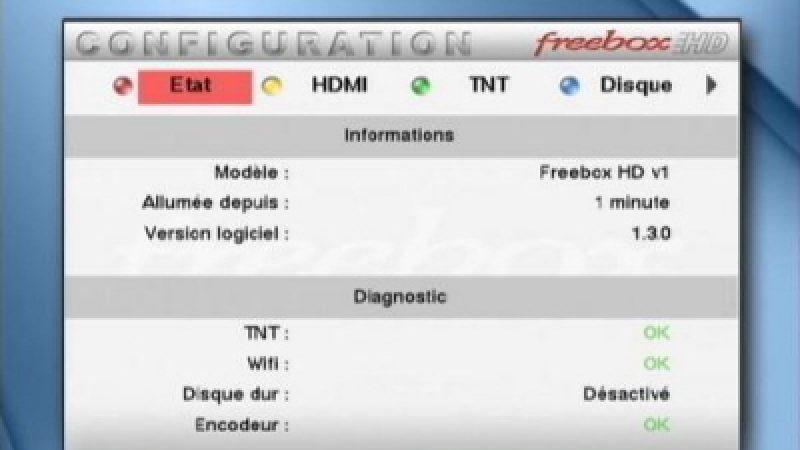 [MAJ 2] Nouveau Firmware pour la FreeboxHD