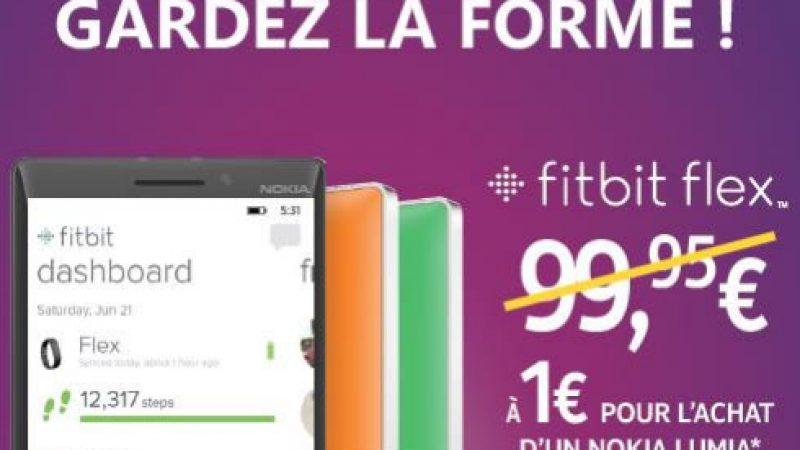 Free Mobile : Pour l'achat d'un Lumia 635 ou 930, un fitbit flex à 1€