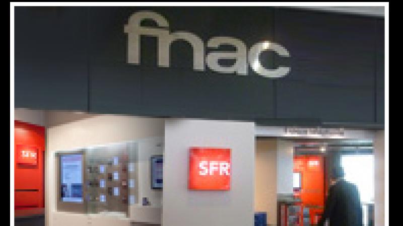 La Fnac se positionne sur les terminaux libres avec RED de SFR