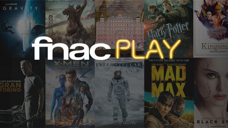 La FNAC ferme son service de VOD et transfère ses clients à Canal+