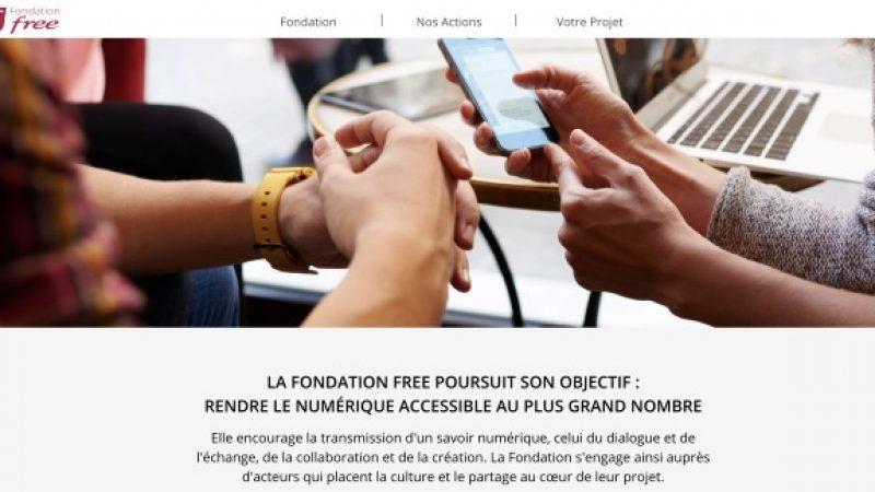 La Fondation Free se dote d'un nouveau site internet et rend plus lisible son action