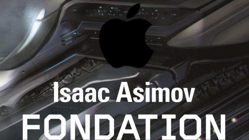 """Apple achète les droits de la nouvelle série adaptée du cycle de science-fiction """"Fondation"""""""
