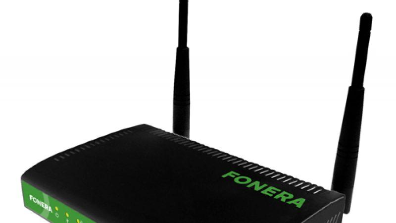 Lancement du plus innovant routeur de Fon: La fonera 2.0n