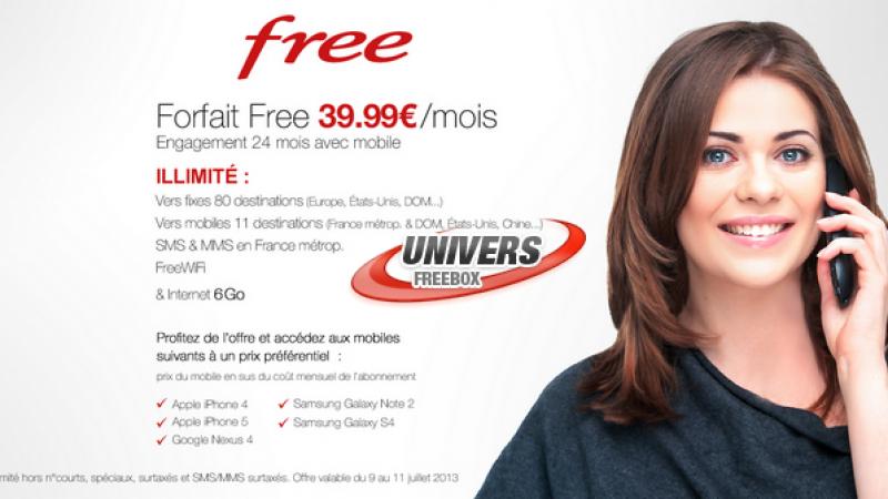 Forfait Free Mobile à 39,99€ avec mobile inclus : que se passe-t-il après les 24 mois d'engagement ?