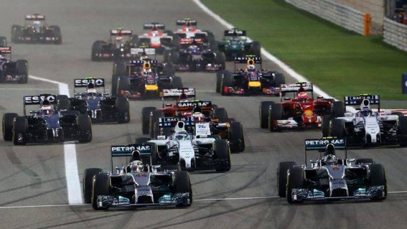 Droits TV : SFR convoiterait la F1 actuellement détenue par Canal+
