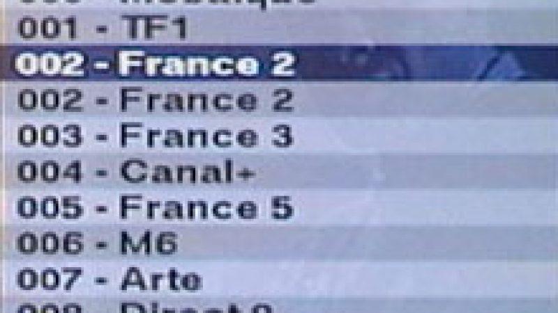 Clin d'oeil: Et un France 2 de plus sur Freebox TV