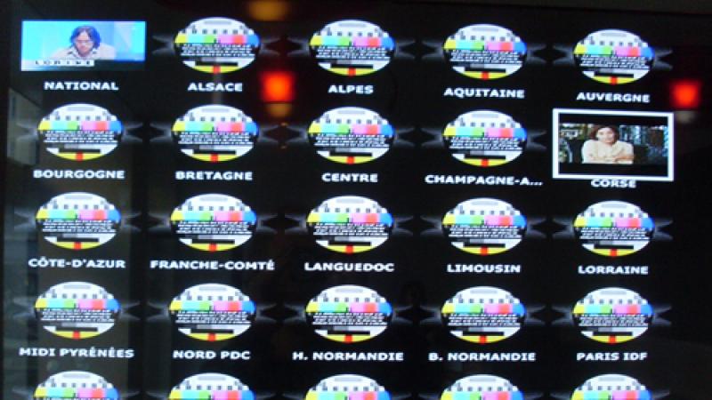 [MàJ] Les chaînes locales  de France 3 indisponibles