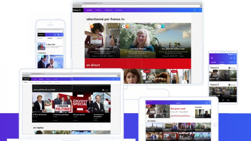 [MàJ] France TV lance son nouveau service de Replay, qui sera disponible rapidement sur Freebox