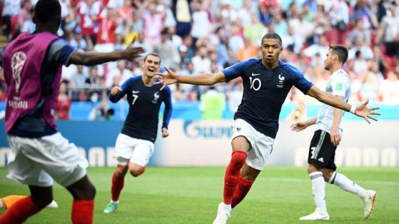 France-Argentine permet à TF1 de battre son record d'audience
