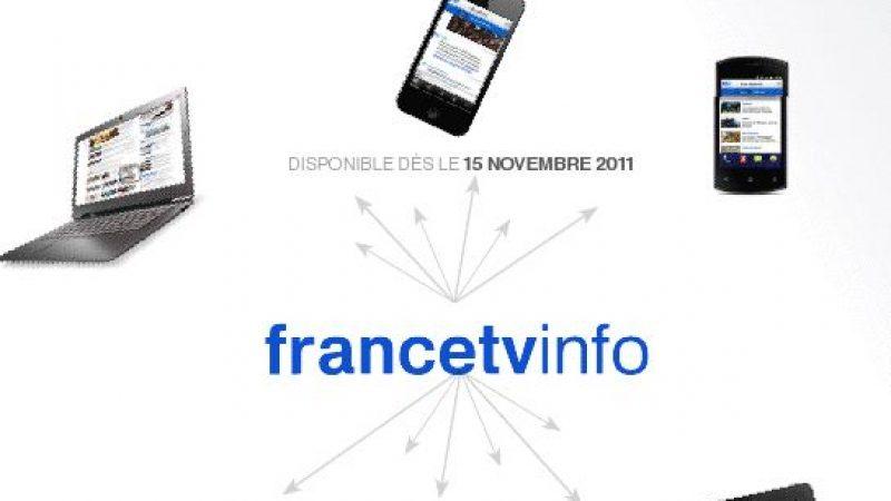 """France Télévisions lance le site Francetv info et mise sur le """"direct"""" quotidien"""