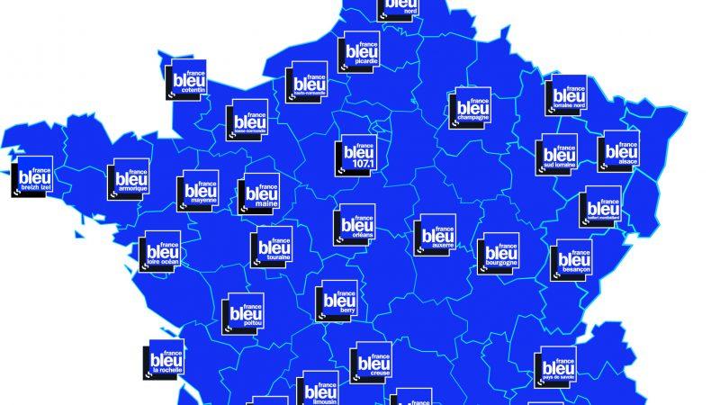Toutes les Radios de France Bleu disponibles sur la Freebox…mais seulement en webradio