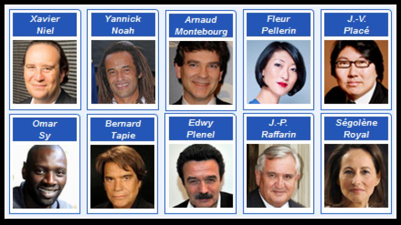 Clin d'oeil : Xavier Niel au Redressement productif à la place d'Arnaud Montebourg