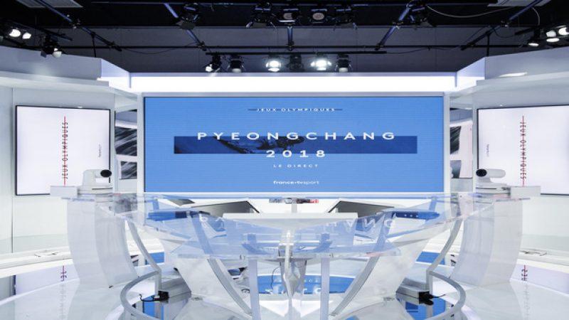 Les audiences de France 2 et France 3 fortement boostées par les Jeux Olympiques