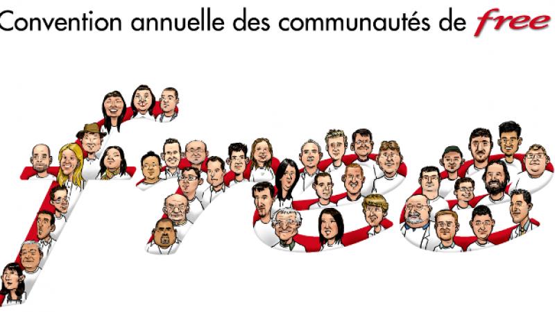 Demain, Free rencontre la communauté des Freenautes et Xavier Niel sera présent pour répondre aux questions