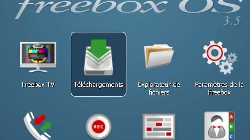 Comment gérer et  programmer vos téléchargements avec votre Freebox Révolution