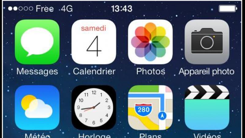 iPhone 5C/5S : Les abonnés Free Mobile attendent toujours la 4G