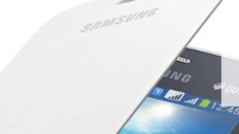 Free Mobile: un flip cover offert pour tout achat d'un Samsung Galaxy Ace 3