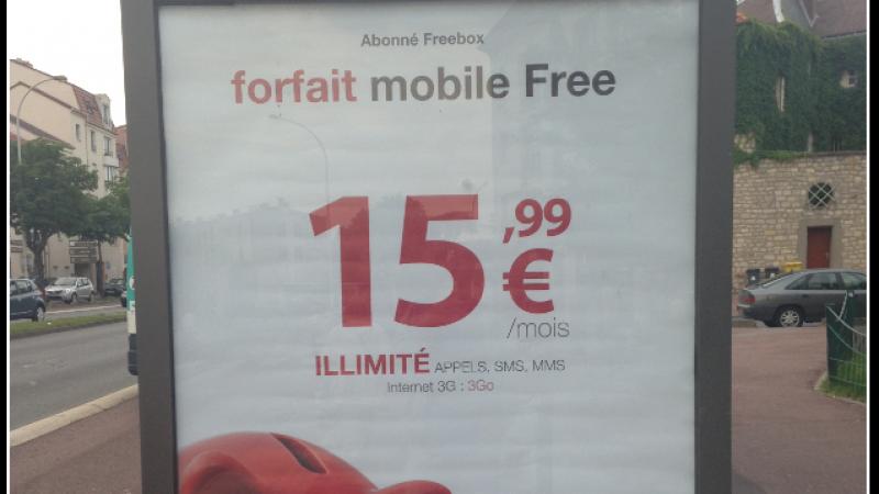 Free : Enfin une nouvelle pub sur les forfaits mobiles pour les abonnés Freebox