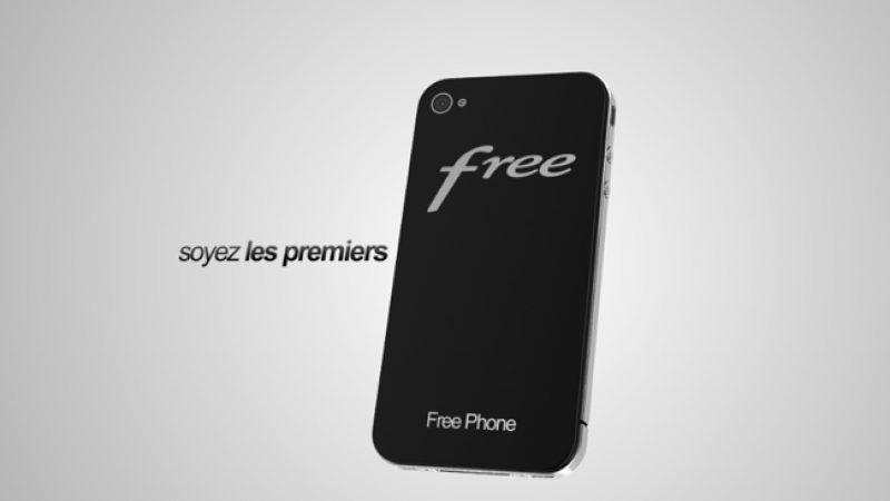 Découvrez la publicité factice dédiée à Free Mobile
