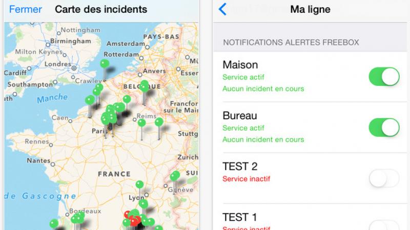 Free-reseau lance la version 2.0 de son application iPhone