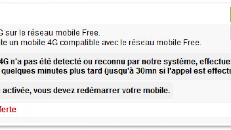 Galaxy S4 Mini : effectuez la dernière mise à jour pour bénéficier de la 4G Free Mobile