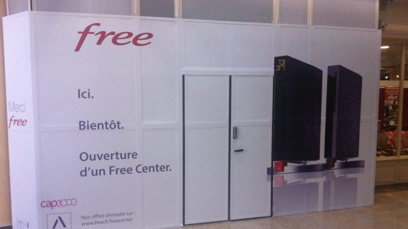 Cap 3000 : début des travaux pour le futur Free Center