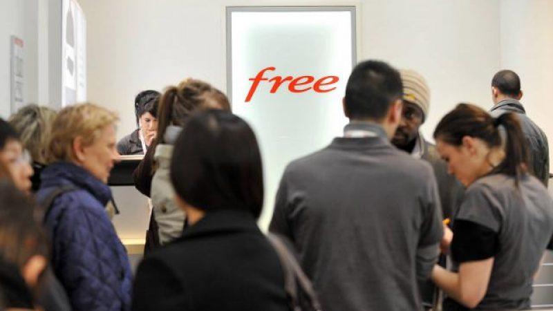 Une étude, commandée par Free, montre que son arrivée dans le mobile créera 30 000 emplois