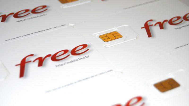Le site de Free Mobile a encore changé et continue le buzz