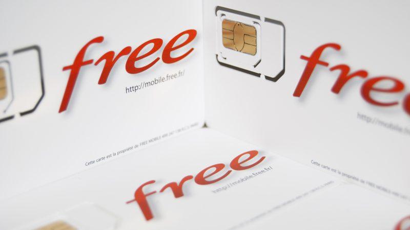 4,25 millions d'abonnés Free Mobile attendus à l'issue du 3ème trimestre