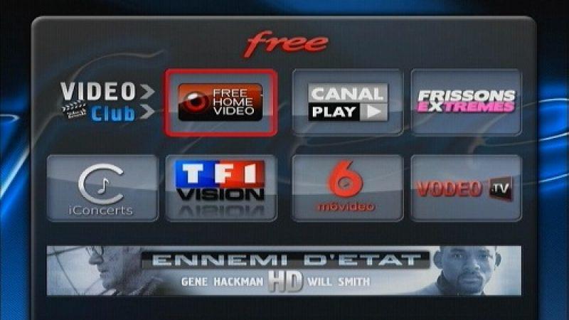 Freebox TV : la VOD promise à un bel avenir.