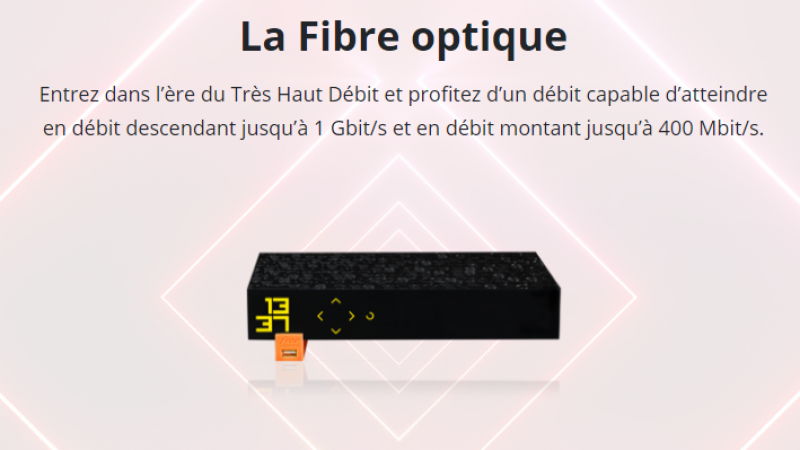 Fibre optique : Free double le débit montant des abonnés Freebox Révolution et Mini 4K
