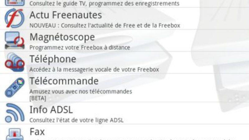 Freebox Mobile pour Android : compatibilité avec les tablettes Archos.