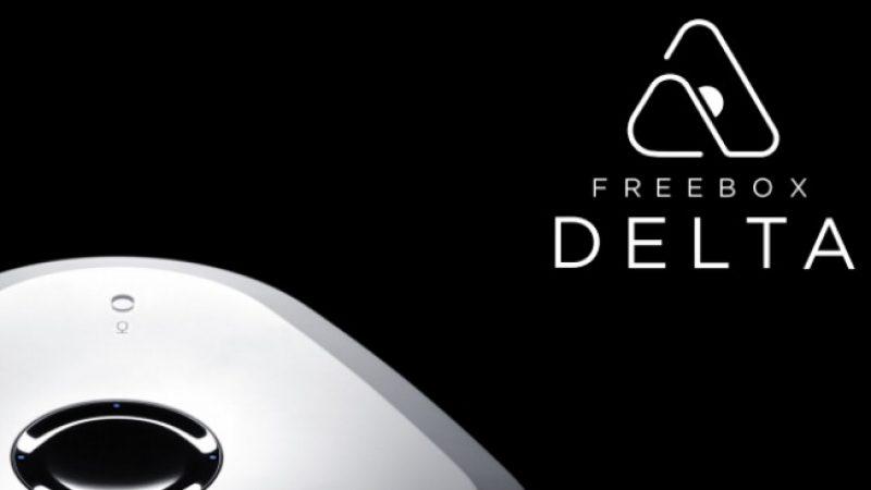 Les premières Freebox Delta, dans le cadre des  migrations, partent aujourd'hui