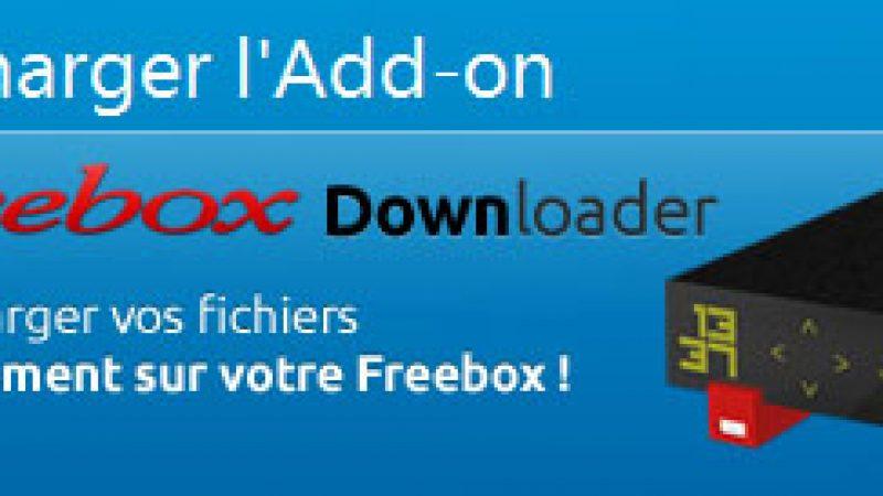 Free lance Freebox Downloader pour Internet Explorer