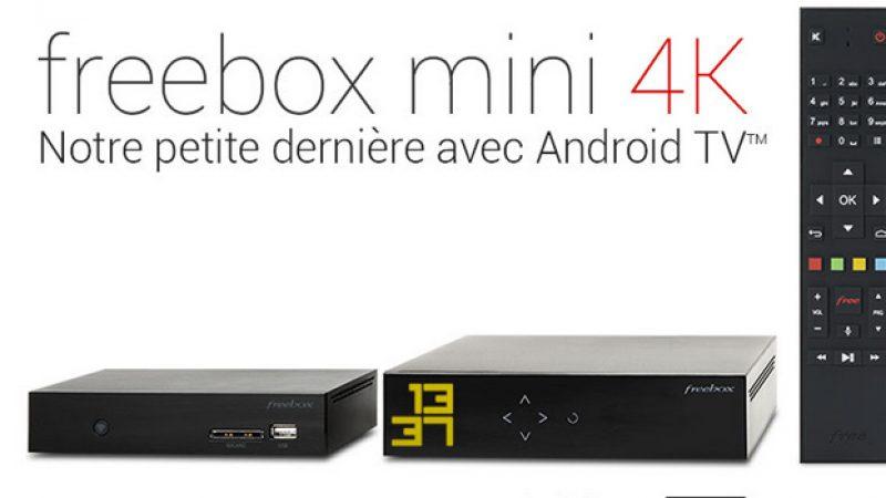 La Freebox Mini 4K pourrait bien bénéficier d'une remise à niveau: Google reprend Android TV en main